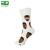 Bulk Custom Wholesale White Socks Cotton Mens Dress Happy Socks Men