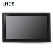 Industrial A grade TFT LCD 7 inch vga input small touchscreen display