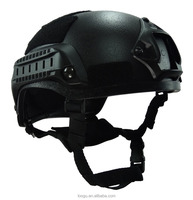 Whole sales Price Mich 2001 Black Action Version China supplier camouflage military police helmet
