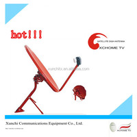 ka/ku band 90cm dish satellite antenna
