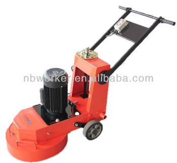 Concrete grinding machine WKG450 polishing machine for sale