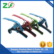 China Wholesale Metal custom acoustic guitar capo with competitive cost
