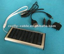 Hot!!! 5v 1350ma solar mobile phone battery charger