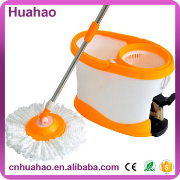 Floor sweeper spin mop 360 easy mop