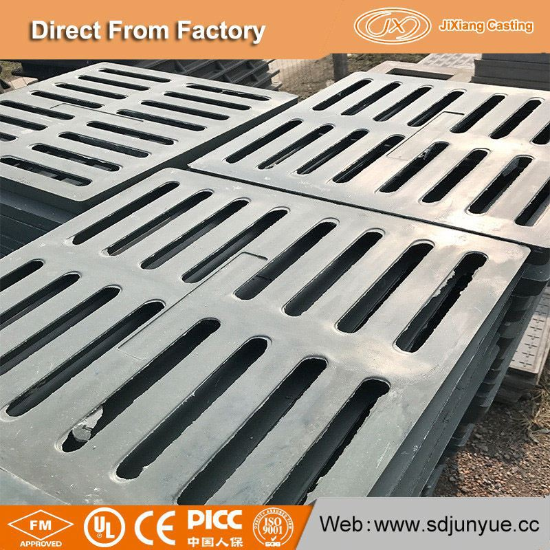 Hot Sale In Korea Market Hot En124 Ductle Iron Manhole Cover Products