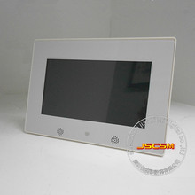 portable 7 inch digital photo frame with loop video mp4 movies hd free download
