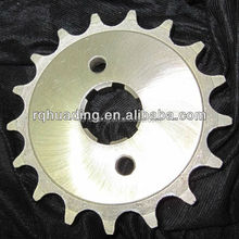 428 15t motorcycle front sprocket;motorcycle pinon