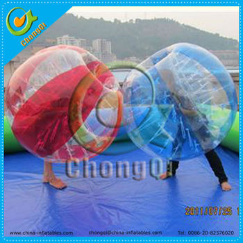Wholesale adult inflatable bumper ball prices