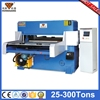 full automatic hydraulic cardboard die cutting press machine
