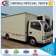 DONGFENG 100hp 4*2 6wheels 5000kg Light cargo Delivery dfm mini van truck