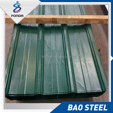 non asbestos galvanized corrugated roofing iron sheets
