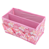 Fashion cosmetic storage box drawer closet home organizer case storage container save space