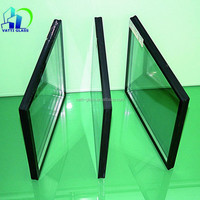 Fast selling energy saving clear and tinted tempered insulated glass panels prices