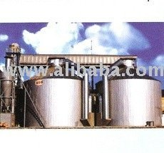 Silo Grain Dryer [BIN DRYING SYSTEM] Rice drying machine