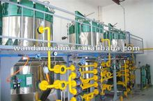 2012 hot sale cooking oil processing machinery 30T/D