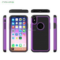 2018 promotion silicone 360 mobile cell phone accessories case for cellphones (NKS-00679)