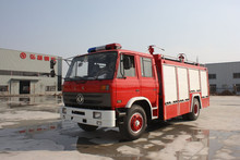 Dongfeng small fire truck 5500l