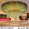 cristal ceiling lighting for hotel and home