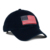 Custom high quality USA flag 3d embroidery 6 panel baseball hat wholesale