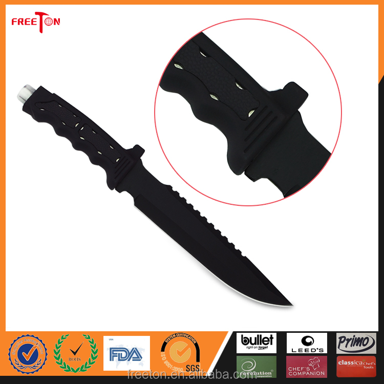 Superior Quality Fixed Blade Hunting Knife Pocket Knife Made In China