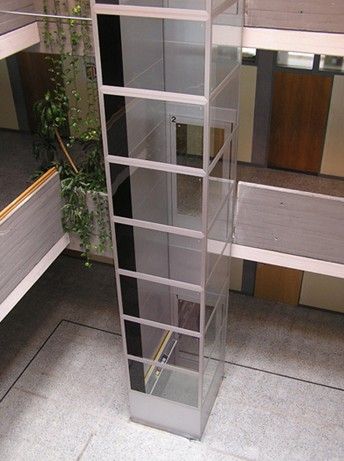 Small auto glass lift for home use