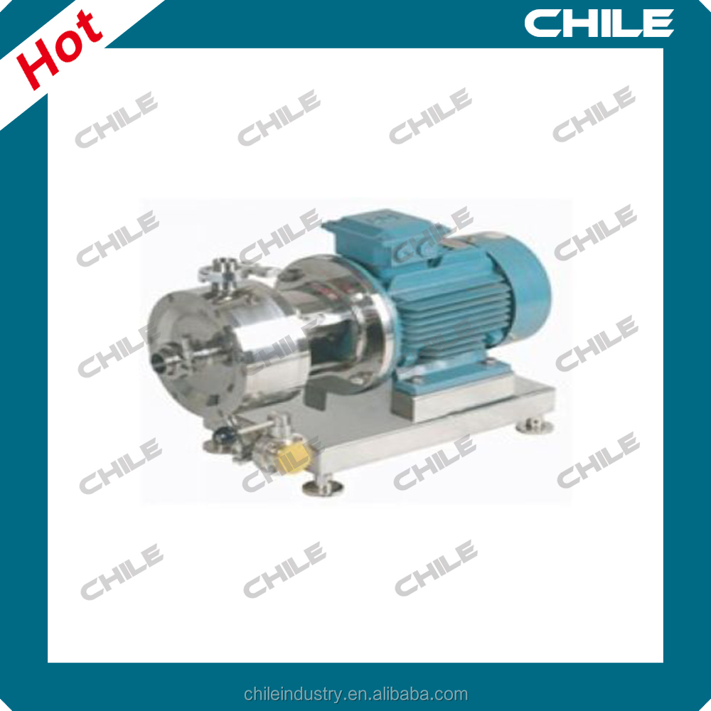 One-stage Inline High Shear Emulsifier