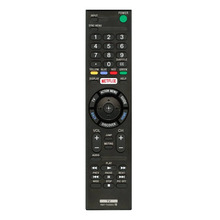 Replacement RMT-TX200U Remote Control For Sony LED TV with NETFLIX FUNCTION