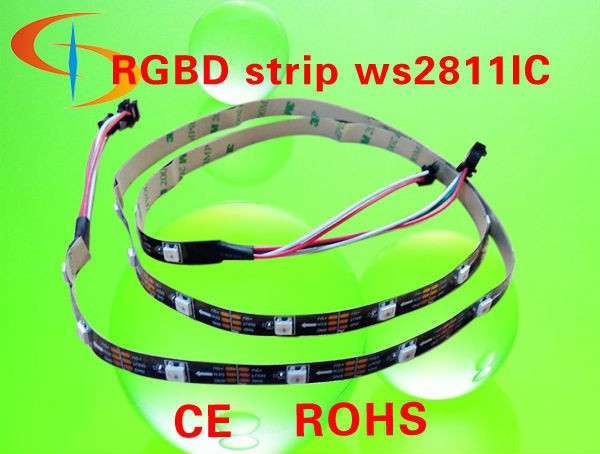 HOT SALE ! CE ROHS DC5 V 5 meters 300led rgb flexible led strip 5050