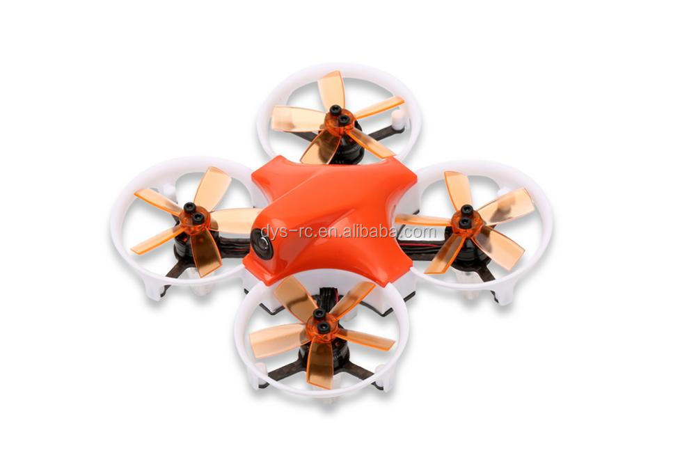 DYS-ELF 83mm micro drone with OSD 8 channels VTX compatible with Frsky remote controller D8R Protocal
