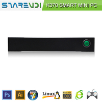 underpricing mini desktop computer mini itx K370 intel CPU processor 1080p full hd USB VGA AUDIO RJ45 WIFI