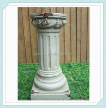 wedding decoration pillar roman wedding pillars