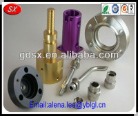 Various aluminum/brass/bronze/stainless steel smart used auto part ISO9001:2008 Passed