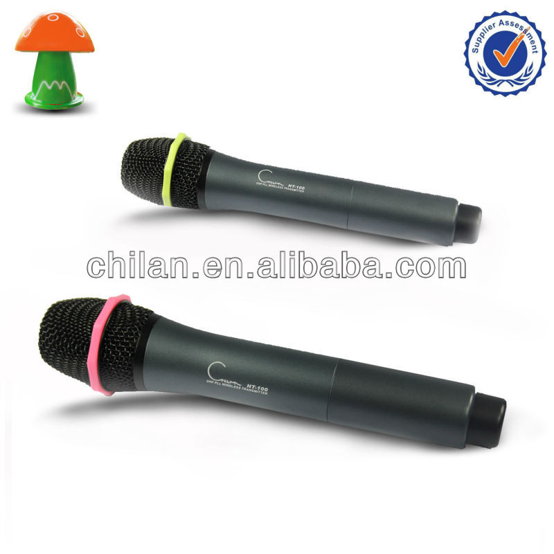 PA System Professional Handled Wireless Microphone for Conference System V-388