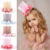 New Arrival colors lace flower crown headband hair accessories for baby girl