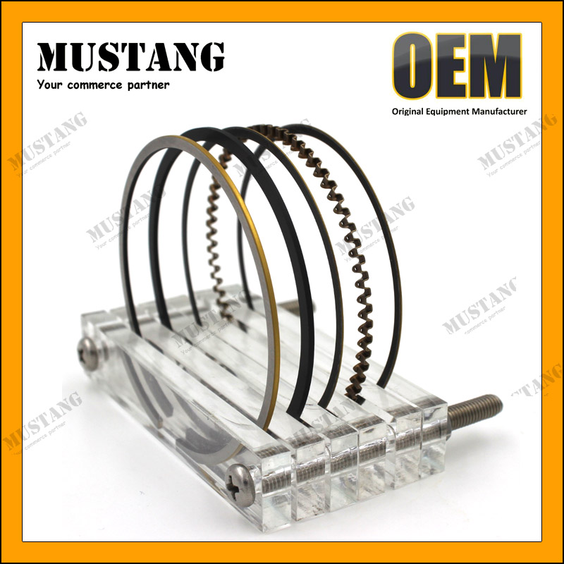 Manufactory Motorcycle Piston Ring for Honda CG 125/150/180/200 etc