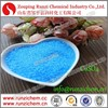 Cu 25% Blue Crystal Fertilizer Grade Copper Sulphate/ Copper Sulfate Pentahydrate