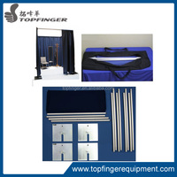 Wholesale portable pipe and drape for wedding backdrope decoration