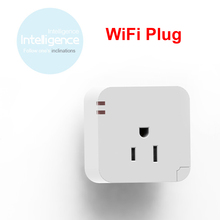 Wireless Wifi Smart Plug IOS Android Smartphone APP Timer Switch Socket for Appliances Remote Control Wifi Enhanced Function