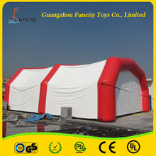 Customized inflatable medical tent, inflatable relief tent, inflatable emergency tent