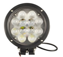 E-mark Approval 7 inch led off road light, 7 Inch 60W Round LED Driving Light