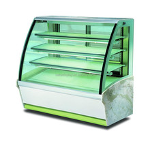 2018 Fan Cooling System Refrigerated Bakery Display Cabinet