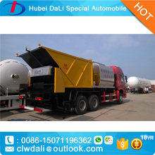 road spreader construction stone chips Full Intelligent Rubber Asphalt Synchronous Chip Sealer