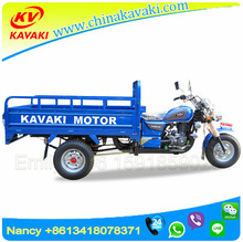 China Factory 3 Wheel Truck Cargo Tricycle 150cc High Quality Three Wheel Motor Truck