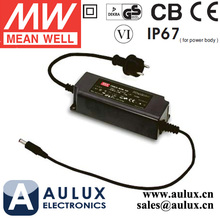 Meanwell 220V AC to 36V DC LED Power Supply Waterproof IP67 OWA-60E-36