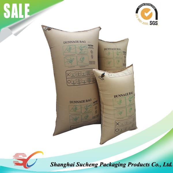 Cargo Inflate Container High Quality Dunnage Bag with SGS Approvement