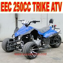 EEC 250cc Tricycle 3 Wheel Motorcycle