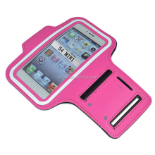 Manufacturers for iphone5 5S movement armband 5C mobile phone protective case for Apple 4 mobile phone arm package