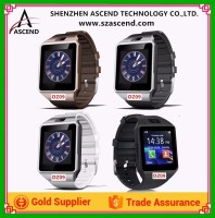 High Quality SIM Card Android Smart Watch Phone DZ09