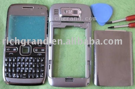 mobile phone housing for Nokia E72