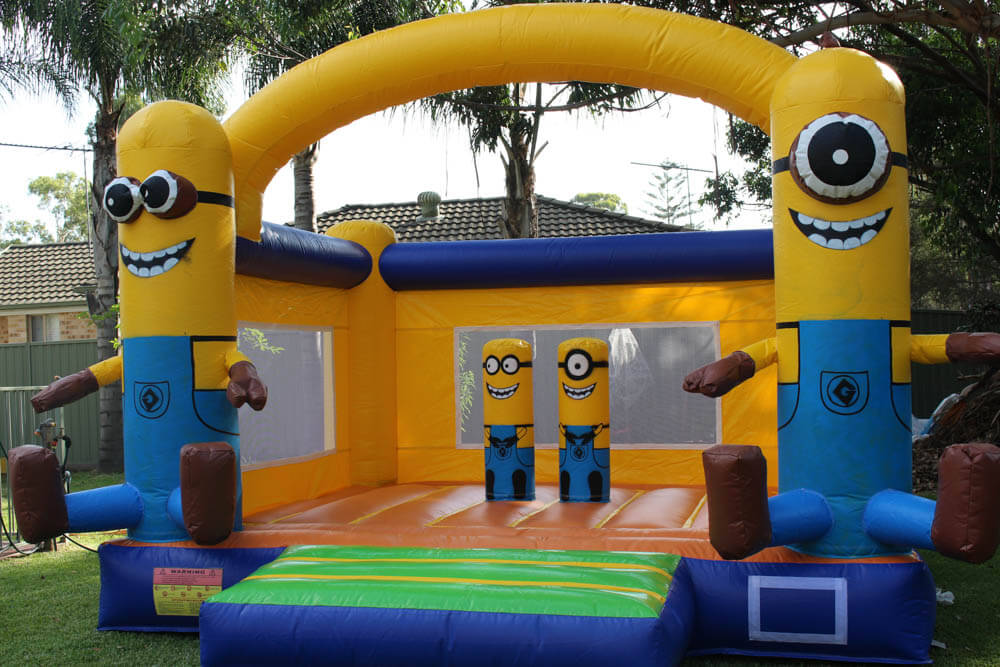 Outdoor inflatable Jumping castle / inflatable princess bouncer